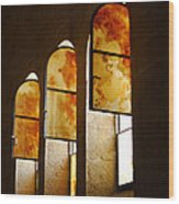 Church Of Heptapegon In Israel Wood Print