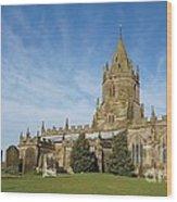 Church Of Saint Bartholomew Wood Print