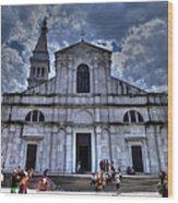 Church Of St. Euphemia Wood Print