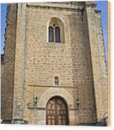 Church Of The Holy Spirit In Spain Wood Print
