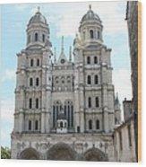 Church Saint Michel - Dijon Wood Print