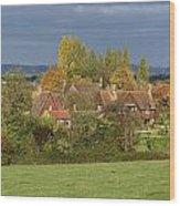 Churchdown Wood Print