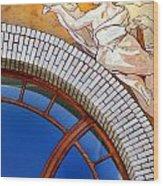Ciamberlani House 1 Wood Print