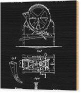 Cider Mill Patent Wood Print