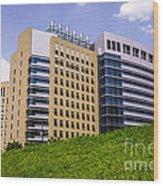 Cincinnati Children's Hospital Medical Center Wood Print