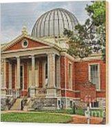 Cincinnati Observatory 0053 Wood Print