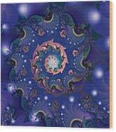 Cinderella Story Wood Print