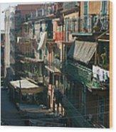 Cinque Terre 6 Wood Print