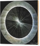 Circles Do Not Exist 720 The Shape Of Pi Wood Print
