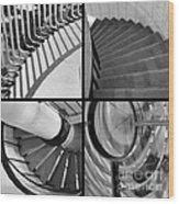 Circular Wood Print