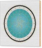 Circularity No. 728 Wood Print