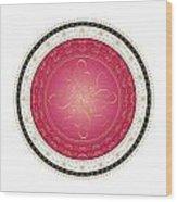 Circularity No. 730 Wood Print