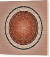 Circularity No. 732 Wood Print