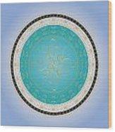 Circularity No. 733 Wood Print