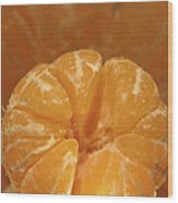 Citrus Bowl  Wood Print
