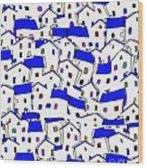 City 744 - Marucii Wood Print