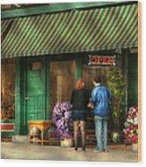 City - Canandaigua Ny - Buyers Delight Wood Print
