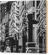 City Center-10 Wood Print