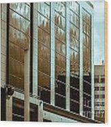 City Center-15 Wood Print