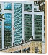 City Center-63 Wood Print
