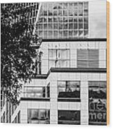 City Center-93 Wood Print
