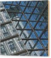 City Combo Wood Print