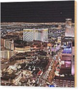 City Scapes Wood Print