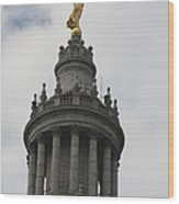 Civic Fame - Victory And Triumph Wood Print