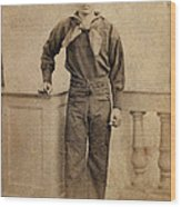Civil War. A Negro Sailor, Charles Wood Print
