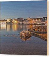Claddagh Galway Wood Print
