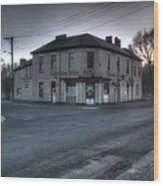 Clarendon Arms Hotel Tasmania Wood Print