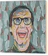 Clark W Griswold Wood Print