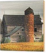 Classic Barn Wood Print