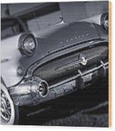 Classic Buick Wood Print