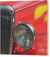 Classic Cars Beauty By Design 8 Wood Print