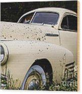 Classic Fleetline Car Wood Print