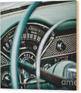 Classic Interior Wood Print by Jt PhotoDesign