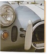 Classic Sports Car Wood Print