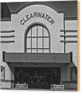 Clearwater Wood Print