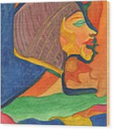 Cleo Wood Print