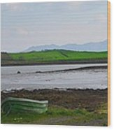 Clew Bay County Mayo Ireland Wood Print