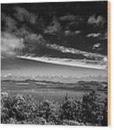 Clew Bay Near Westport County Mayo Republic Of Ireland Wood Print