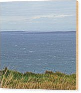 Cliff Of Moher Ireland Wood Print