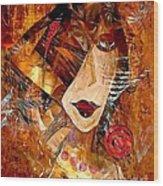 Clip 0360 Marucii Wood Print
