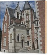 Clos Luce - Amboise - France Wood Print
