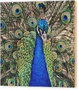 Closeup And Personal Wood Print