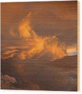 Cloud 20140529-105 Wood Print