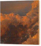 Cloud 20140529-13 Wood Print