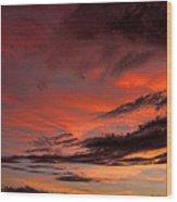 Cloud 20140709-15 Wood Print