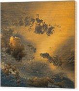 Cloud 20140710-22 Wood Print